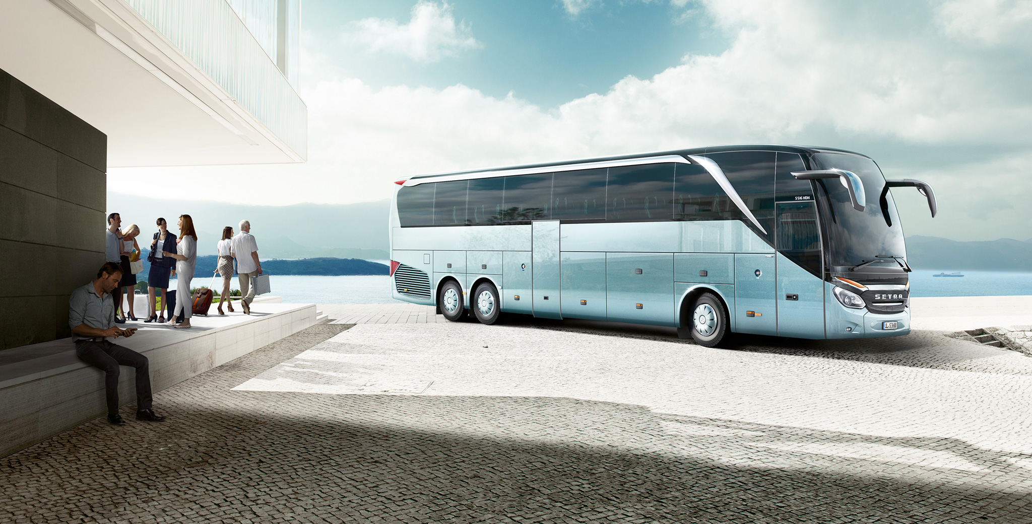 Bus and Coach Hire